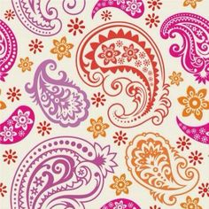 Illustration of Seamless background from a paisley ornament, Fashionable modern wallpaper or textile vector art, clipart and stock vectors. Paisley Art, Paisley Design, Paisley Pattern, Abstract Pattern, Paisley Flower, Paisley Background, Seamless Background, Fabric Patterns, Print Patterns