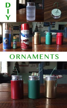 d97e17cdd7bf Easy to do DIY ornaments from hotel shampoo bottles