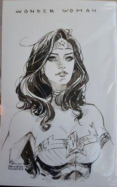 Wonder Woman is so beautiful … – Marvel Comics Arte Dc Comics, Bd Comics, Comics Girls, Wonder Woman Kunst, Wonder Woman Art, Wonder Women, Wonder Woman Drawing, Wonder Woman Comic, Comic Book Characters