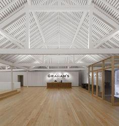 Gallery of Graham's 1890 Lodge Rehabilitation / Luis Loureiro + P-06 – Nuno Gusmão - 3: