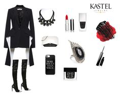 """The Vixen"" by kasteljewelry on Polyvore featuring Givenchy"