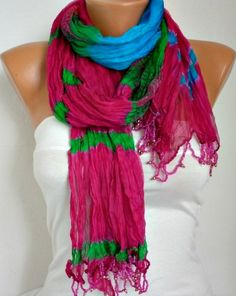 { Scarf 0707 } - the Scarves House - fatwoman & anils