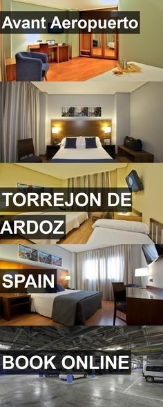 Hotel Avant Aeropuerto in Torrejon de Ardoz, Spain. For more information, photos, reviews and best prices please follow the link. #Spain #TorrejondeArdoz #travel #vacation #hotel