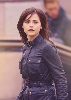 Clara! I have a jacket very similar to this!! :)