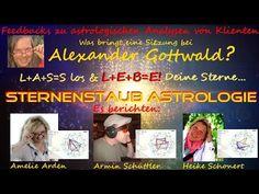 Referenzen für astrologische Beratungen bei Alexander Gottwald http://sternenstaubastrologie.com/referenzen