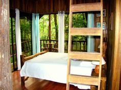 Tree Houses Hotel Costa Rica - too cool.
