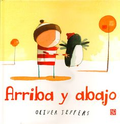 Arriba y Abajo- A book about a penguin that wants to fly. Vocabulary activities included.