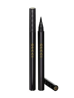Sweatproof Products We Swear By: Gucci Beauty Iconic Black Power Liquid Liner