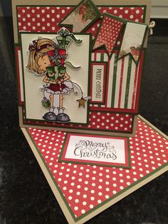 Sassy Cheryl Image 2014 card