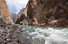 Fantastic river to raft. World-class white water