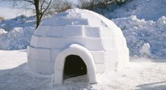 Dear ignorant-ass children, take a seat. I have a story to tell you. It's about the original queen of rap. No, not Queen Latifah or Salt-N-Pepa. Not Lil' Kim or Nicki Minaj. Don't even start with that Igloo Australia bullshit. Un Igloo, Igloo House, Igloo Building, Shelter, Snow Sculptures, Take A Seat, Winter Olympics, Nova Scotia, Townhouse