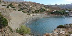Agios Pavlos Beach in Rethimno, Crete Crete, Greek Islands, Beaches, River, Explore, Outdoor, Greek Isles, Outdoors, Sands