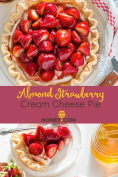 Sweet and a little nutty, this pie is how dessert is done. Click here to see what makes this pie shine!