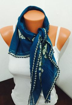 A personal favourite from my Etsy shop https://www.etsy.com/listing/239116739/traditional-scarf-shawl-bohemian-scarf