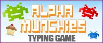 Alpha Munchies Typing