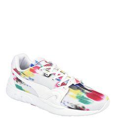 #PUMA #Sneaker #Trinomic #XT #S, #dämpfende #Zwischensohle, #Tupfer Die PUMA Sneaker Trinomic XT S für Damen sind mit einer dämpfenden Zwischensohle ausgestattet. Farbenfrohe Tupfer zieren das einfarbige Obermaterial. PUMA Sneaker Trinomic XT S, dämpfende Zwischensohle, Tupfer