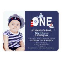 Nautical Birthday Parties - Nautical Gifts Decor and Weddings