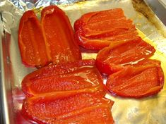 Roasted Red Bell Peppers Recipe - Genius Kitchen