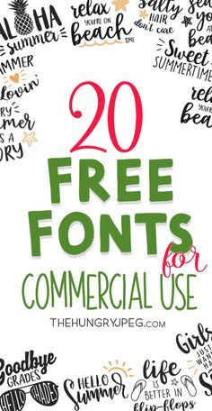 From Script to Slabs, All These Free Fonts Come With Commercial License TheHungryJPEG Font Inspiration 2019 Free Font Design, Web Design, Font Free, Design Layouts, Brochure Design, Cricut Craft Room, Cricut Vinyl, Digital Marketing Strategy, Content Marketing