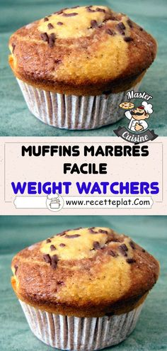 Ww Recipes, Healthy Recipes, Weigth Watchers, Pie Co, Ww Desserts, Easy Cooking, Biscuits, Muffins, Food And Drink