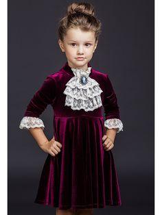 Картинки по запросу бархатное платье для девочки