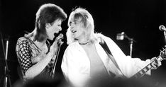 How Hulu documentary 'Beside Bowie: The Mick Ronson Story' re-establishes the Spider From Mars guitarist as a glam-rock legend in his own right.