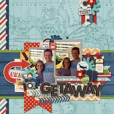 Getaway - Scrapbook.com