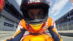 Marc Marquez Racing Science | Moto GP