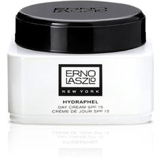 Erno Laszlo Hydraphel Day Cream SPF15 featuring polyvore, beauty products, skincare, face care, face moisturizers and erno laszlo