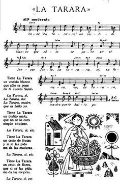 cantares - La Tarara