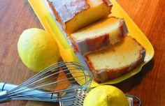 How to make Portuguese lemon cake (Bolo de limão).
