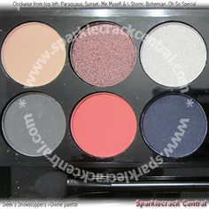 Sleek Makeup's Showstoppers i-Divine Palette