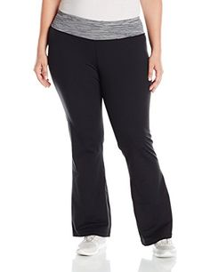 Columbia Womens Luminescence Boot Cut Pants Plus Size Black Jacquard 2X * Find out more about the great product at the image link.