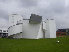 Frank Gehry, Vitra Museum - Weil am Rhein