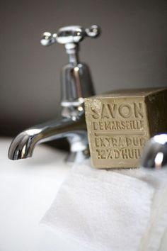 Heerlijke zeep