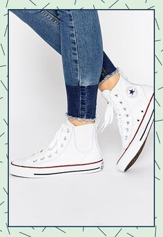 Get reacquainted with the classic Converse high-top