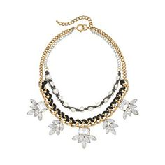 Juicy Couture Chain Link Multistrand Necklace #JuicyKohls