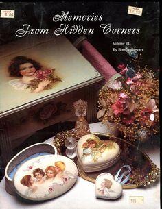 Memories from Hidden Corners Volume 3 Brenda Stewart Painting Instructions Book   eBay