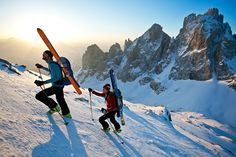 Wild boot packers sighted in the mountains! Professional winter mountain sport, skiing, ski touring and lifestyle in the Swiss Alps, Switzerland Alpine Climbing, Rock Climbing, Snowboarding, Skiing, Winter Mountain, Ski Touring, Swiss Alps, Extreme Sports, Mountaineering
