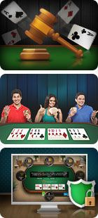 #Rummy game is absolutely legal and so is RummyCircle.com
