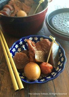 Miso Oden 味噌おでん | The Culinary Tribune