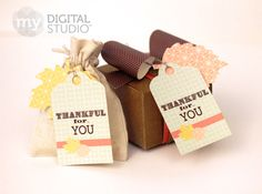 My Digital Studio | Perfect for a place setting favor.