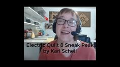 EQ8 Sneak Peek from On Point Quilter