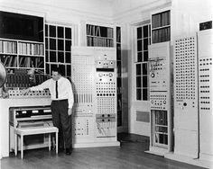 The original: Raymond Scott's Manhattan Research electronic music studio.