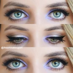 pop of lavender - Makeup Geek