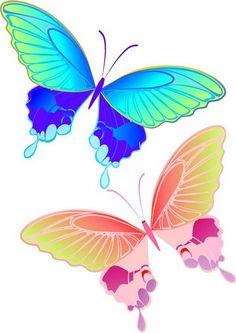 Imprimir imagenes de mariposas  con todas esta imagenes  te pueden dar ideas para realizar trabajos escolares o labores de manualidades , el...