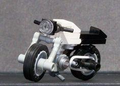 Norton 350 Cafe-racer: A LEGO® creation by Noddy ... : MOCpages.com