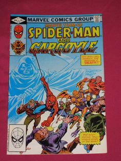 Marvel Team-Up #119 Marvel Comics 1982 Bagged & Boarded    eBay
