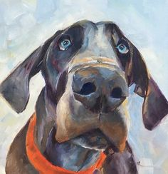 """Who, me?"" by Gigi De. Love it, but looks more like ""You gonna eat that?""                                                                                                                                                                                 More"