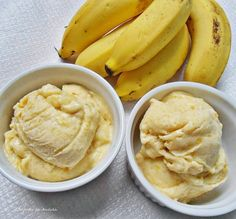 Sorvete de banana - Healthy Eating İdeas For Exercise Banana Recipes, Smoothie Recipes, Co Op Food, Healthy Desserts, Healthy Recipes, Chef Recipes, Fruit Ice, Sweet Recipes, Love Food